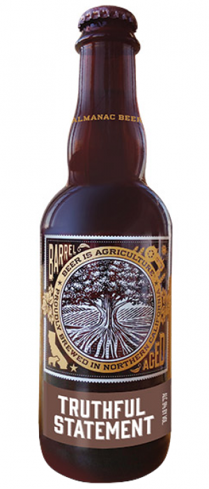 Truthful Statement by Almanac Beer Co.  in California, United States