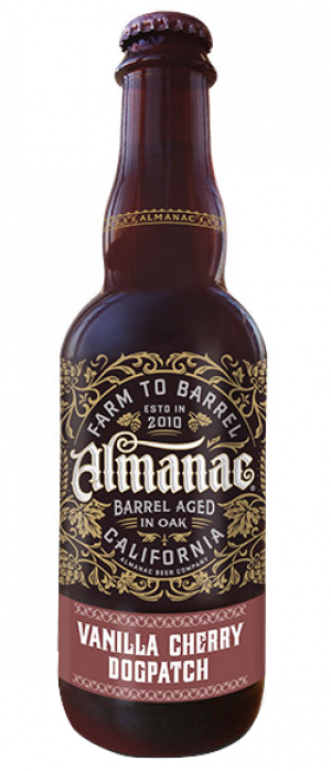 Vanilla Cherry Dogpatch by Almanac Beer Co.  in California, United States