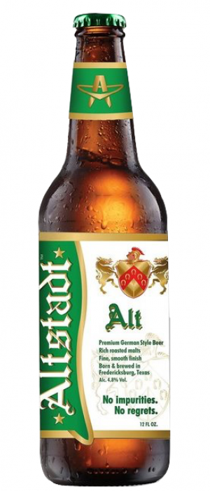 Alt by Altstadt Brewery in Texas, United States