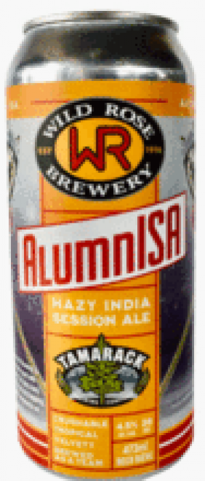 AlumnISA by Wild Rose Brewery in Alberta, Canada