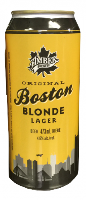 Boston Blonde
