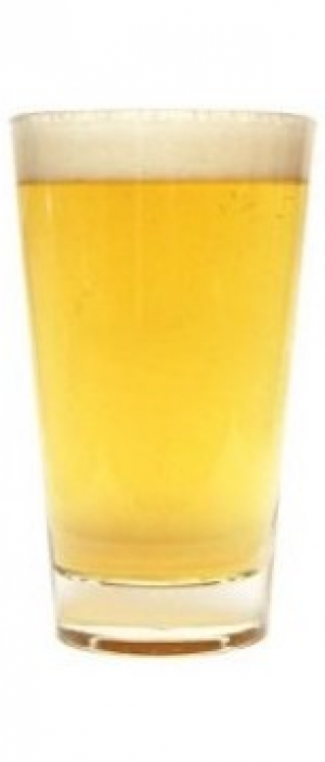 AMRAAM Apricot Wheat Ale by Elite Brewing & Cidery in Alberta, Canada