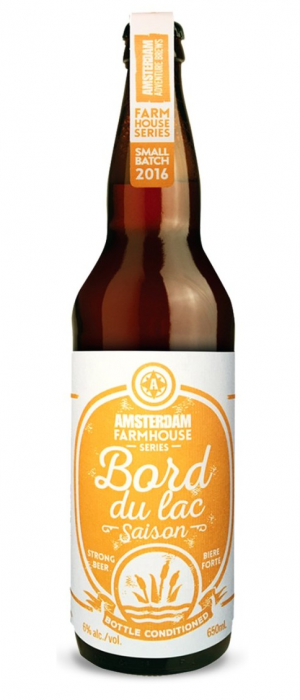Bord Du Lac by Amsterdam Brewing Company in Ontario, Canada