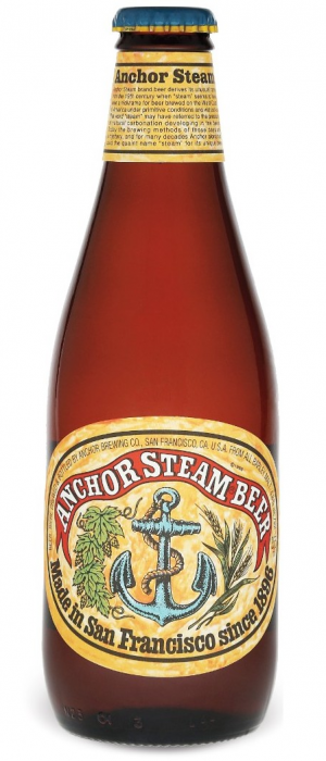 Anchor Steam Beer by Anchor Brewing Company in California, United States