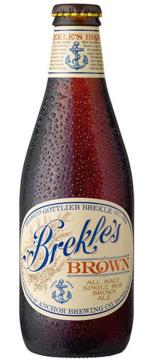 Brekle's Brown by Anchor Brewing Company in California, United States