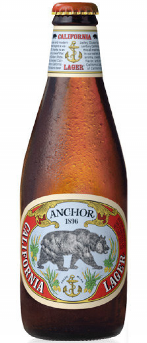California Lager by Anchor Brewing Company in California, United States