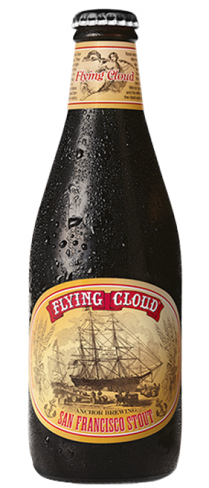 Flying Cloud San Francisco Stout by Anchor Brewing Company in California, United States
