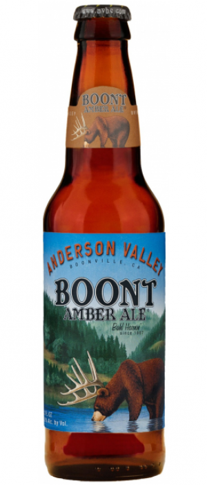 Boont Amber Ale by Anderson Valley Brewing Company in California, United States