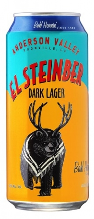 El Steinber Dark Lager by Anderson Valley Brewing Company in California, United States