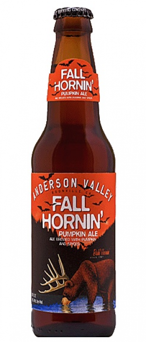 Fall Hornin' by Anderson Valley Brewing Company in California, United States