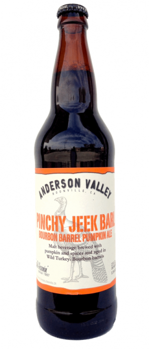 Pinchy Jeek Barl by Anderson Valley Brewing Company in California, United States