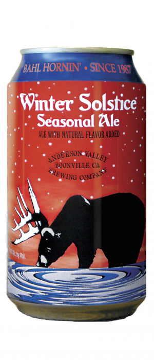 Winter Solstice by Anderson Valley Brewing Company in California, United States