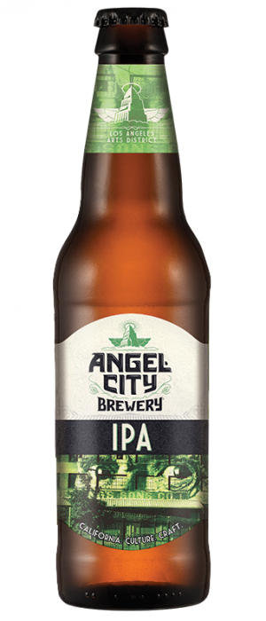 Angel City IPA by Angel City Brewery in California, United States