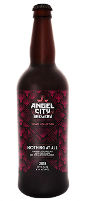Nothing At All by Angel City Brewery in California, United States