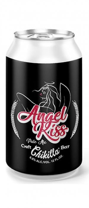 Angel Kiss by Chikilla Craft Beer in Baja California, Mexico