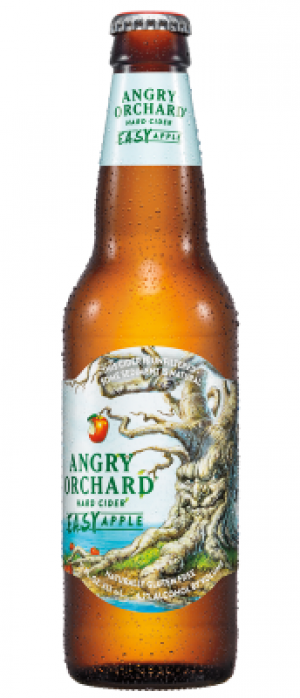 Easy Apple by Angry Orchard Hard Cider in New York, United States