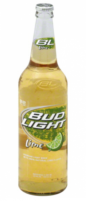 Bud Light Lime by Anheuser-Busch InBev in Missouri, United States