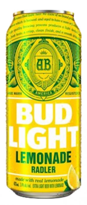Bud Light Lemonade Radler by Anheuser-Busch InBev in Missouri, United States