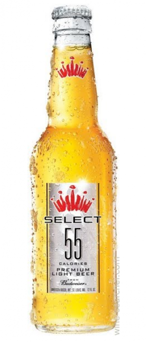 Budweiser Select 55 by Anheuser-Busch InBev in Missouri, United States