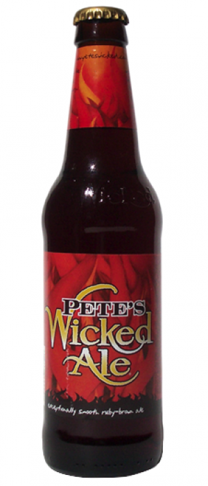 Pete's Wicked Ale by Anheuser-Busch InBev in Missouri, United States