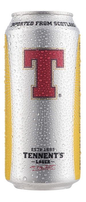 Tennet's Lager by Anheuser-Busch InBev in Missouri, United States