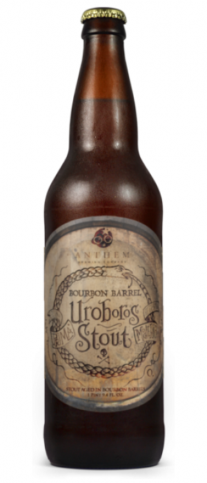 Bourbon Barrel Uroboros Stout