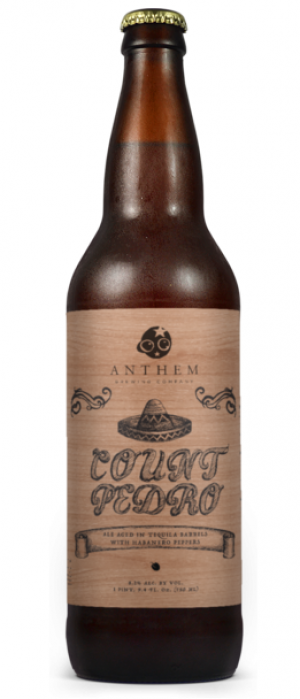 Count Pedro by Anthem Brewing Company in Oklahoma, United States