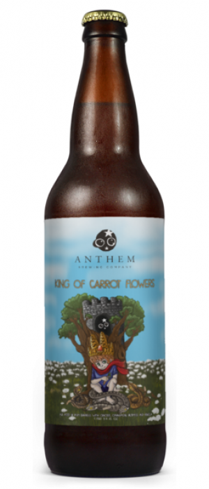 King Of Carrot Flowers by Anthem Brewing Company in Oklahoma, United States
