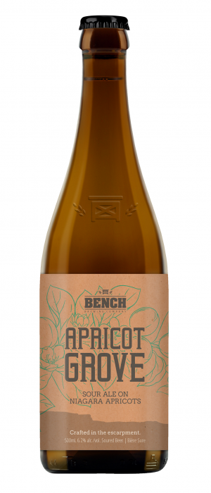 Apricot Grove by Bench Brewing Company in Ontario, Canada
