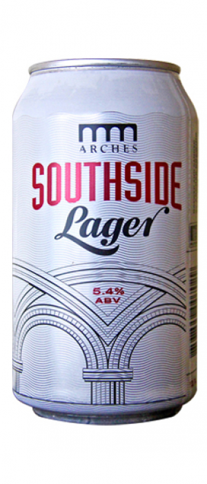 Southside Lager by Arches Brewing in Georgia, United States