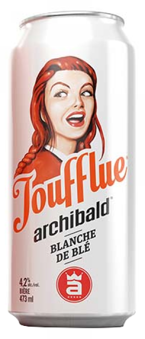 Joufflue by Archibald Microbrasserie in Québec, Canada
