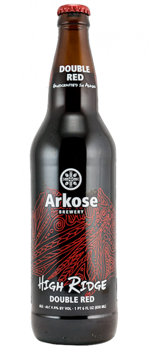 High Ridge Double Red by Arkose Brewery in Alaska, United States