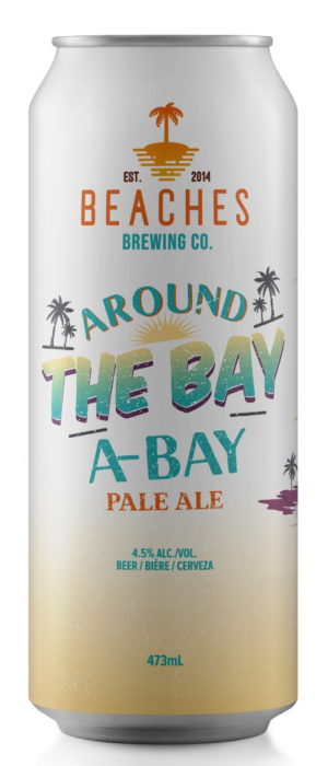 Around the Bay: A-Bay by Beaches Brewing Company in Ontario, Canada