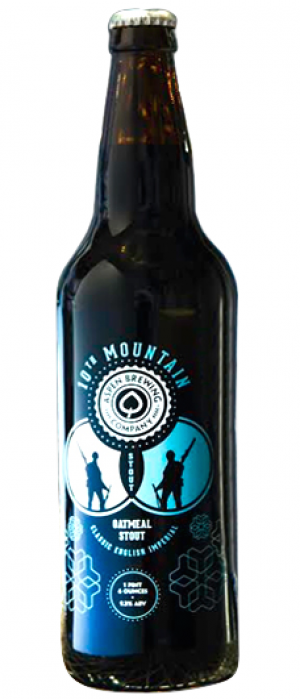 10th Mountain Imperial Stout