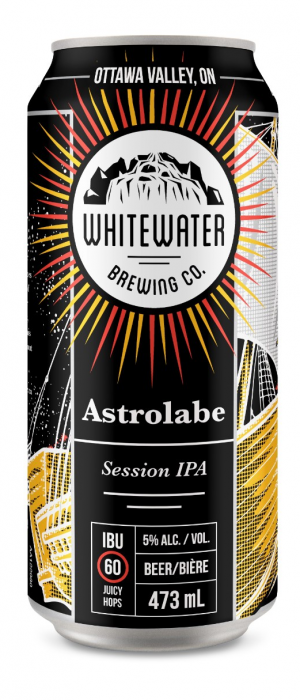 Astrolabe by Whitewater Brewing Company in Ontario, Canada