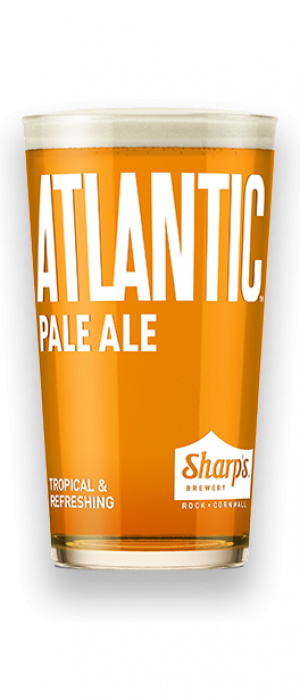 Atlantic Pale Ale by Sharp's Brewery in Cornwall - England, United Kingdom