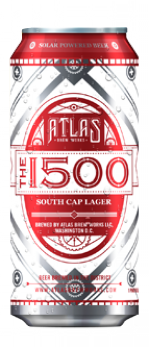 The 1500 by Atlas Brew Works in District of Columbia, United States