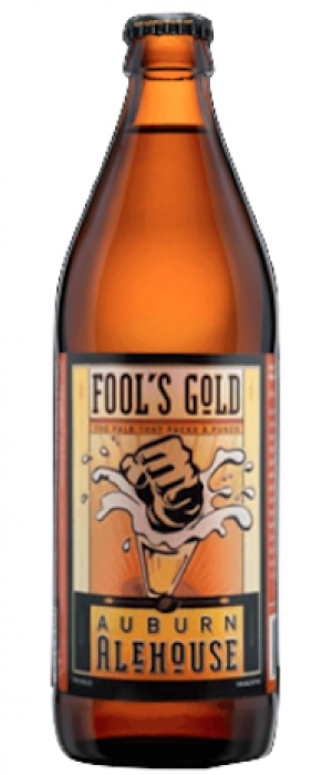 Fool's Gold Ale by Auburn Alehouse in California, United States