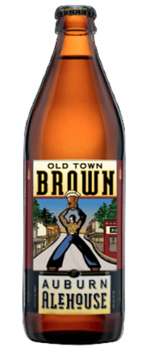 Old Town Brown by Auburn Alehouse in California, United States