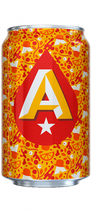 Bloodwork Orange by Austin Beerworks in Texas, United States