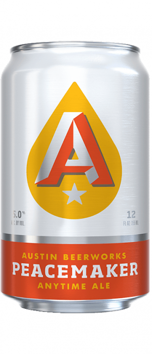 Peacemaker Anytime Ale by Austin Beerworks in Texas, United States