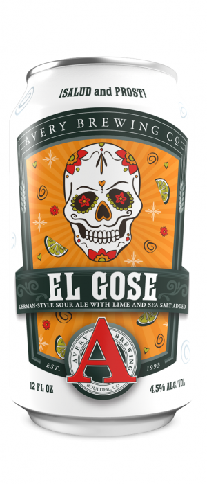 El Gose by Avery Brewing Company in Colorado, United States