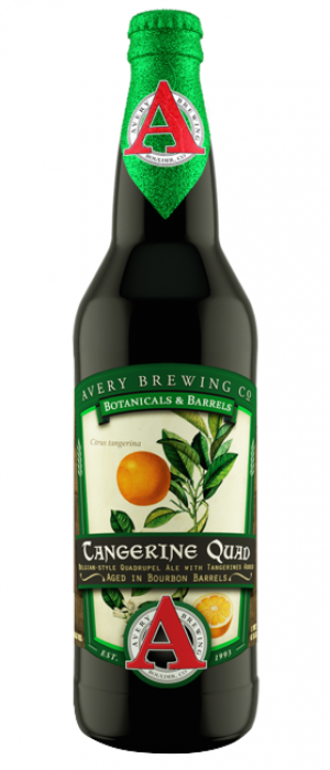 Tangerine Quad by Avery Brewing Company in Colorado, United States