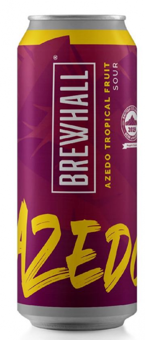 Azedo Tropical Fruit Sour by BREWHALL in British Columbia, Canada