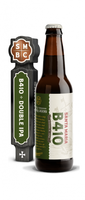 B410 by Santa Maria Brewing Co. in California, United States