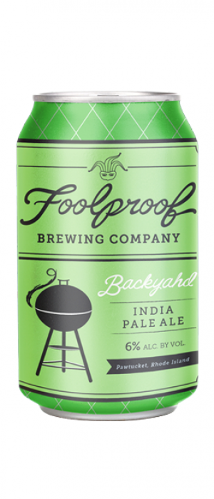 Backyahd by Foolproof Brewing Company in Rhode Island, United States