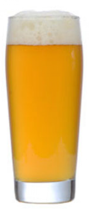 Seshiweizen by BadWolf Brewing Company in Virginia, United States