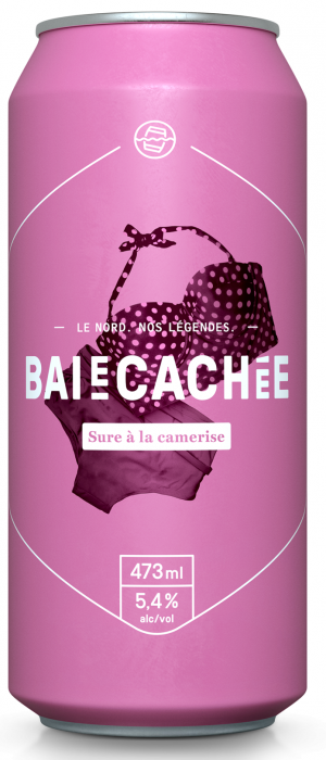 Baie Cachée by Microbrasserie St-Pancrace in Québec, Canada