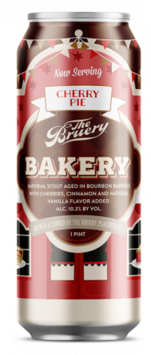 Bakery Cherry Pie by The Bruery in California, United States