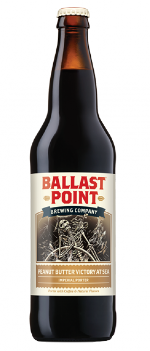 Peanut Butter Victory At Sea by Ballast Point Brewing Company in California, United States